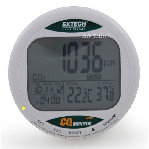 Vochtmeters Extech CO2 meter