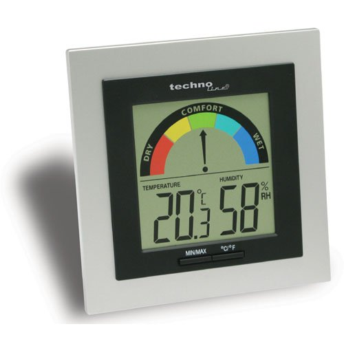 Vochtmeters Technoline RV Visual